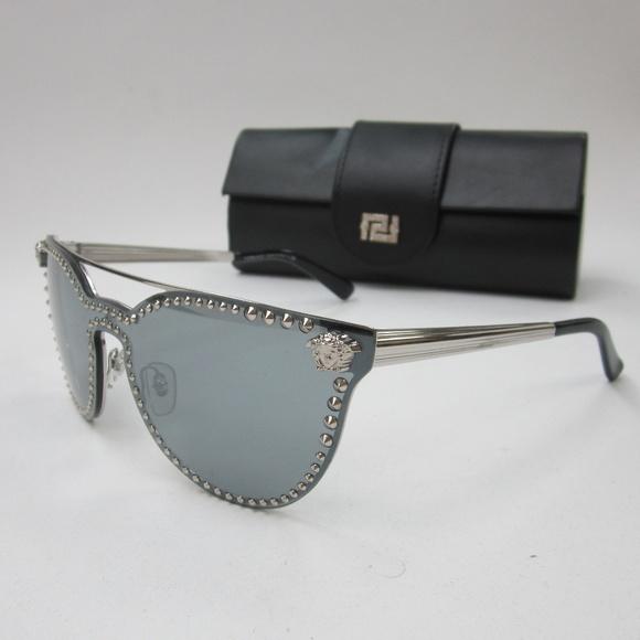 fadaa46bd33 Versace 2177 10006G MEDUSA Sunglasses Italy OLN281.  M 5b17f53daa8770de1e11be25. Other Accessories ...